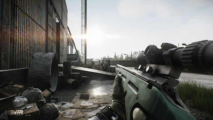 آنلاین بازی کردن Escape From Tarkov