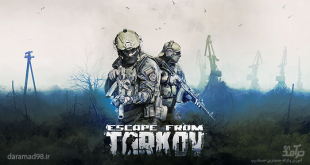 خرید بازی escape from tarkov